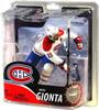McFarlane Toys NHL Montreal Canadiens Sports Picks Series 30 Brian Gionta Action Figure