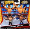 WWE Wrestling Rumblers Series 1 Evan Bourne & The Miz Mini Figure 2-Pack