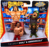 WWE Wrestling Rumblers Series 1 Great Khali & Hornswoggle Mini Figure 2-Pack