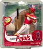 McFarlane Toys MLB Anaheim Angels Sports Picks Series 30 Albert Pujols Action Figure [Red Jersey]