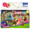 Littlest Pet Shop Walkables Butterfly Playset #2164 [Scooter]