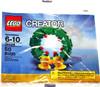 LEGO Christmas Wreath Mini Set #30028 [Bagged]
