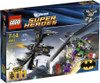 LEGO DC Universe Super Heroes Batwing Battle Over Gotham City Set #6863