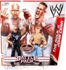 WWE Wrestling Series 15 The Rock vs. John Cena Action Figure 2-Pack [2 Microphones]