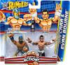 WWE Wrestling Rumblers Series 2 Sin Cara & Evan Bourne Mini Figure 2-Pack
