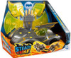 Batman The Brave and the Bold Stealth Strike Stealth Jet Batmobile Action Figure Vehicle
