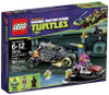 LEGO Teenage Mutant Ninja Turtles Stealth Shell in Pursuit Set #79102