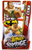 WWE Wrestling Rumblers Rampage John Cena Mini Figure