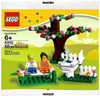 LEGO Springtime Scene Mini Set #40052 [Bagged]