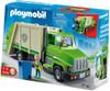 Playmobil City Life Recycling Truck Set #5938