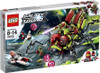 LEGO Galaxy Squad Hive Crawler Set #70708