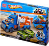 Mega Bloks Hot Wheels Urban Agent Stunt Rig Set #91718