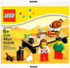 LEGO Thanksgiving Day Feast Mini Set #40056 [Bagged]