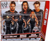 WWE Wrestling Seth Rollins, Roman Reigns & Dean Ambrose {The Shield!} Exclusive Action Figure 3-Pack [The Shield]