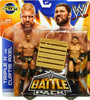 WWE Wrestling Series 26 Triple H vs. Curtis Axel Action Figure 2-Pack [Pallet]