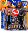 WWE Wrestling Series 27 Big Show & Mark Henry Action Figure 2-Pack [Do Not Enter Sign]