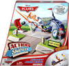 Disney Planes Action Shifters Skipper's Flight School Playset