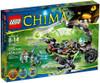 LEGO Legends of Chima Scorm's Scorpion Stinger Set #70132