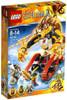 LEGO Legends of Chima Laval's Fire Lion Set #70144