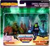 Masters of the Universe Minis Mossman & Battle Armor Skeletor Exclusive Mini Figure 2-Pack