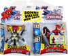 Ultimate Spider-Man Power Webs Flip Strike Doc Ock & Rocket Ramp Spider Man Exclusive Action Figure 2-Pack