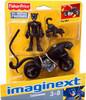 Fisher Price DC Super Friends Batman Imaginext Catwoman Figure Set