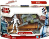 Star Wars The Clone Wars Vehicles & Action Figure Sets 2010 AT-RT with ARF Trooper Action Figure Set