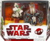 Star Wars Attack of the Clones Legacy Collection 2009 Geonosis Arena Showdown Yoda & Droideka Exclusive Action Figure 2-Pack #6 of 6
