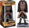 Funko Walking Dead Wacky Wobbler Michonne Bobble Head