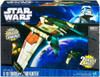 Star Wars The Clone Wars Vehicles 2011 V-19 Torrent Starfighter Action Figure Vehicle