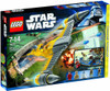 LEGO Star Wars The Phantom Menace Naboo Starfighter Exclusive Set #7877