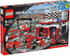 LEGO Racers Ferrari Finish Line Set #8672