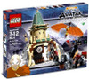 LEGO Avatar the Last Airbender Air Fortress Temple Set #3828