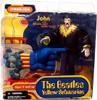 McFarlane Toys The Beatles Yellow Submarine Series 1 John with Glove & Love Base Action Figure
