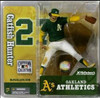 McFarlane Toys MLB Cooperstown Collection Series 2 Jim Catfish Hunter Action Figure [Green Jersey]
