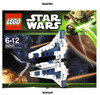 LEGO Star Wars The Clone Wars Mandalorian Fighter Mini Set #30241 [Bagged]