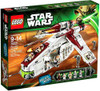 LEGO Star Wars The Clone Wars Republic Gunship Set #75021