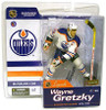 McFarlane Toys NHL Edmonton Oilers Sports Picks Legends Series 1 Wayne Gretzky Action Figure [White Jersey Variant]