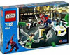 LEGO Spider-Man 2 Doc Ock's Bank Robbery Set #4854