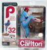 McFarlane Toys MLB Philadelphia Phillies Cooperstown Collection Series 4 Steve Carlton Action Figure [Blue Uniform]