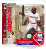 McFarlane Toys MLB Philadelphia Phillies Sports Picks Series 18 Ryan Howard Action Figure [White Jersey]