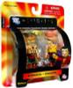 DC Minimates Series 5 Hawkman & Hawkgirl Minifigure 2-Pack