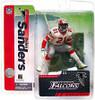 McFarlane Toys NFL Atlanta Falcons Sports Picks Collectors Club Deion Sanders Exclusive Action Figure [Falcons, White Jersey]