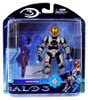 McFarlane Toys Halo 3 Series 2 Spartan Soldier EVA Exclusive Action Figure [White]