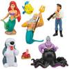 Disney The Little Mermaid Figurine Collector Set Exclusive