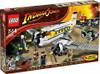 LEGO Indiana Jones Peril in Peru Exclusive Set #7628