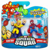 Marvel Super Hero Squad Series 9 Sentry & Spider-Man Action Figure 2-Pack