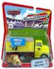 Disney Cars The World of Cars Race-O-Rama Dustin Mellows Diecast Car #7