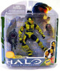 McFarlane Toys Halo 3 Series 5 Spartan Soldier CQB Exclusive Action Figure [Gold]