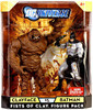 DC Universe Clayface Vs Batman Exclusive Action Figures